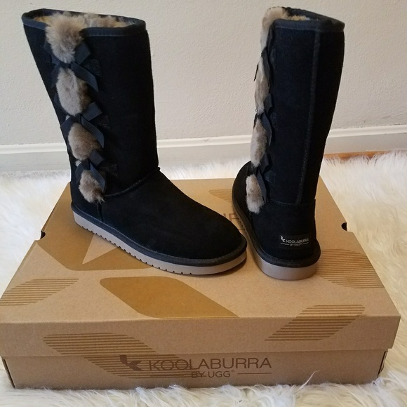 45ff4df7b UGG Shoes | Koolaburra By Victoria Tall Boots Bnib | Poshmark